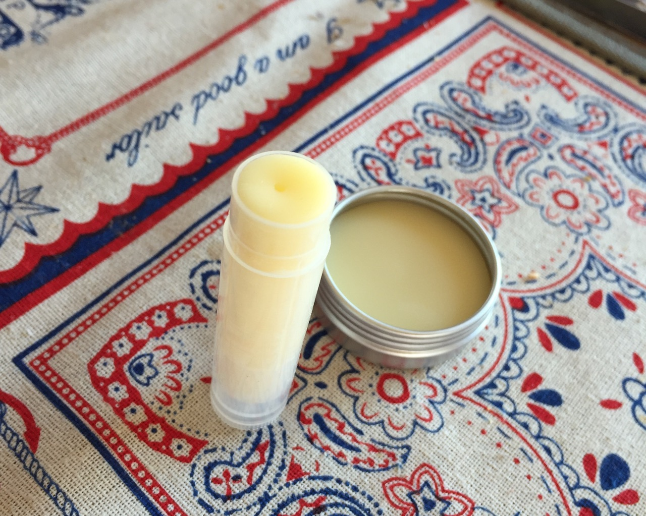 New Zealand Home Made Lip Balm