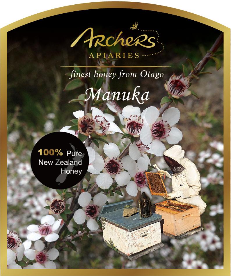 New Zealand Thyme Honey