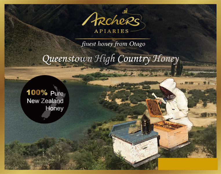 Queenstown High Country Honey