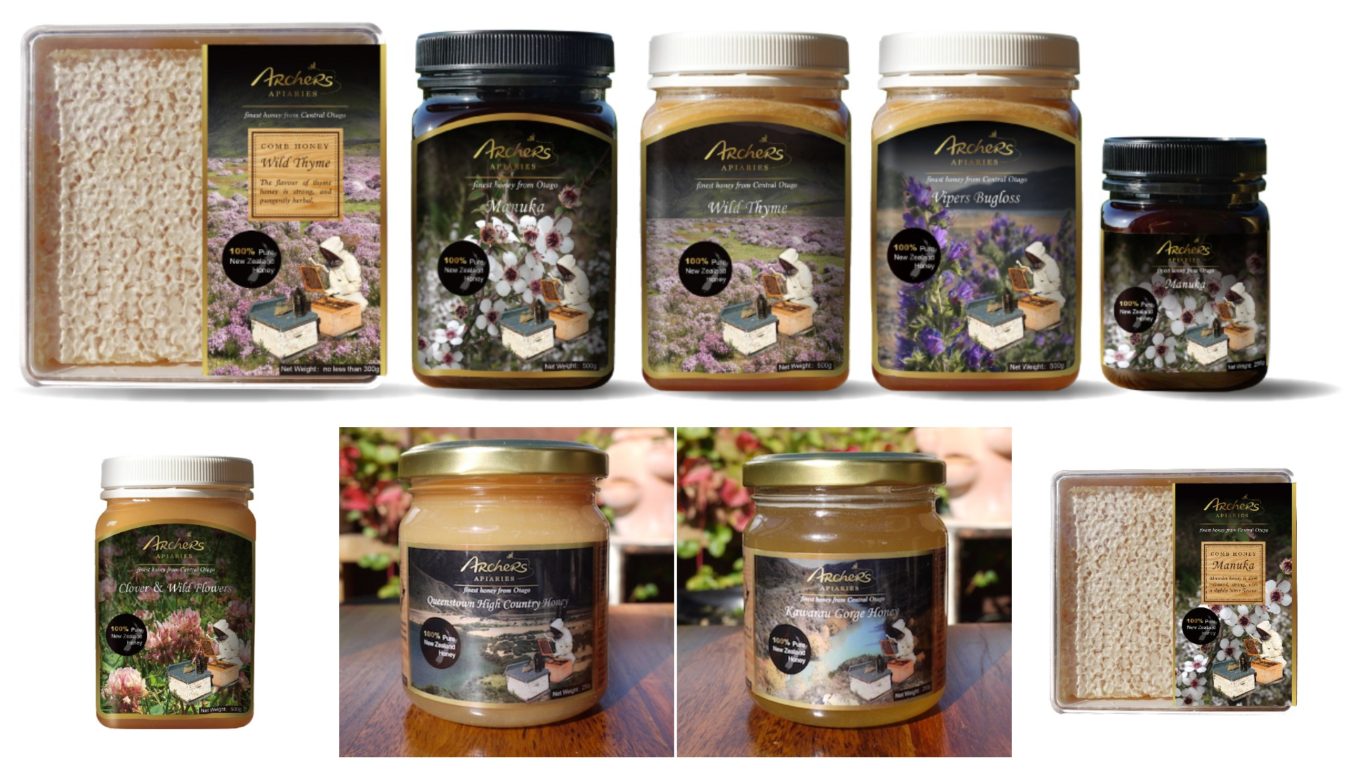 Honey for Wholesale