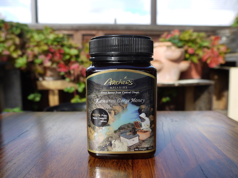 Kawarau Gorge Honey 500g In Plastic Jar