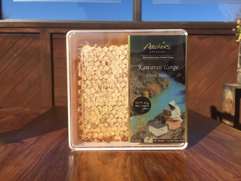 Kawarau Gorge Large Comb Honey