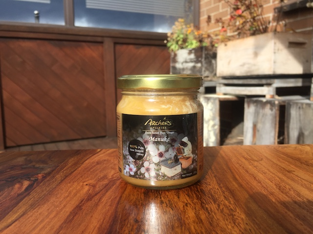 Manuka Honey 250g in Glass Jar