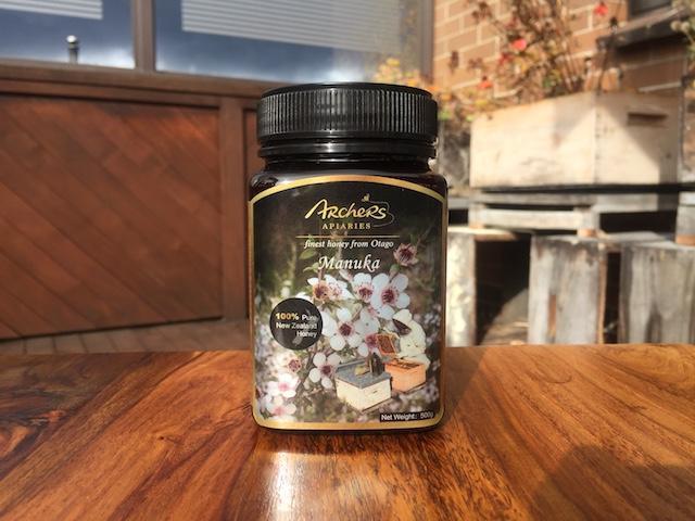 Manuka Honey 500g in Plastic Jar