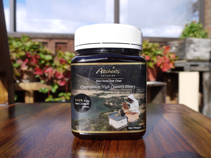 Queenstown High Country Honey 1kg